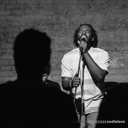 The Press Recording Studio Joshua David Vocals