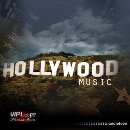 VIP Loops Hollywood Music ACiD WAV AiFF