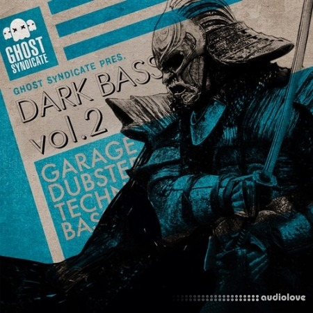 Ghost Syndicate Dark Bass Vol.2 WAV
