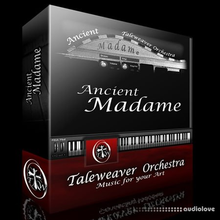 Taleweaver Orchestra -Ancient Madame Hurdy Gurdy KONTAKT