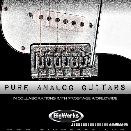 BigWerks Pure Analog Guitars KONTAKT