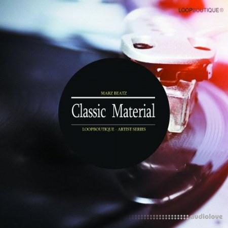 Loopboutique Classic Material KONTAKT