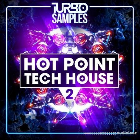 Turbo Samples Hot Point Tech House 2 WAV MiDi