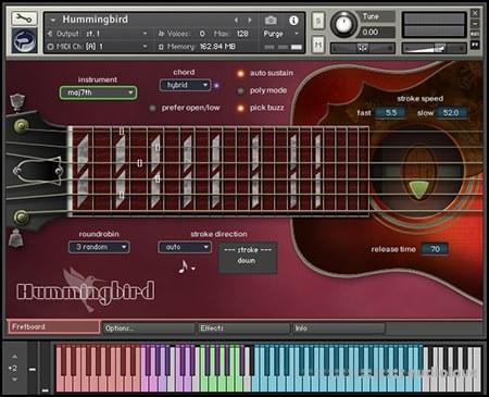 Prominy Hummingbird v1.2.0 KONTAKT