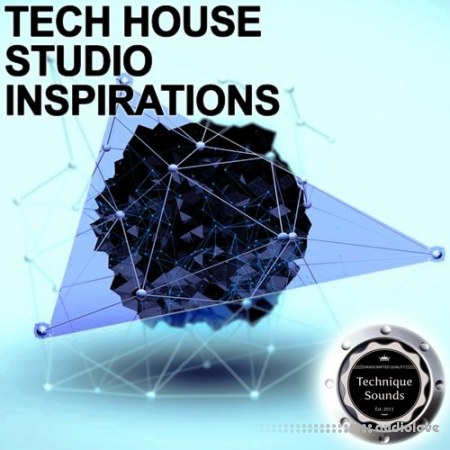 Technique Sounds Tech House Studio Inspirations WAV MiDi