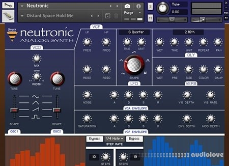Genera Studios Neutronic KONTAKT