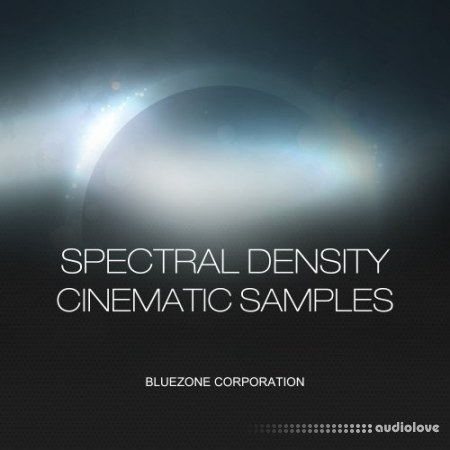 Bluezone Corporation Spectral Density WAV