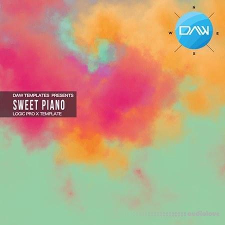 Logic Pro X Templates Sweet Piano Logic Pro X Template DAW Templates