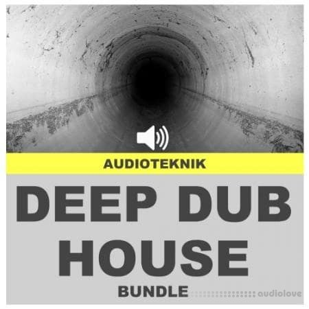 Audioteknik Deep Dub House Bundle WAV
