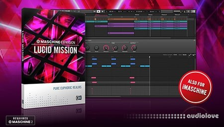 Native Instruments Maschine Expansion Lucid Mission WiN MacOSX