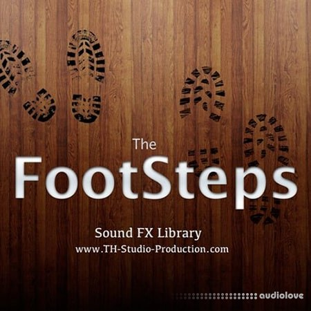 TH Studio Production The Footsteps WAV