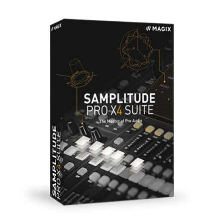 MAGIX Samplitude Pro X4 Suite v15.0.0.40 WiN