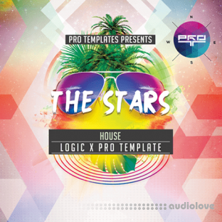 Logic Pro X Templates The Stars Logic X Pro Template