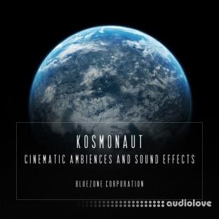 Bluezone Corporation Kosmonaut Cinematic Ambiences And Sound Effects