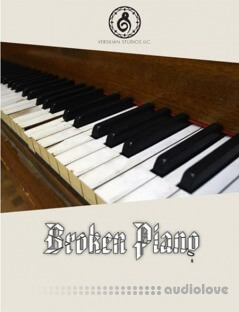 Versilian Studios Broken Piano