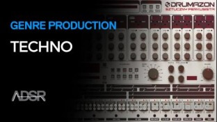 ADSR Sounds Techno Music Production and Sound Design