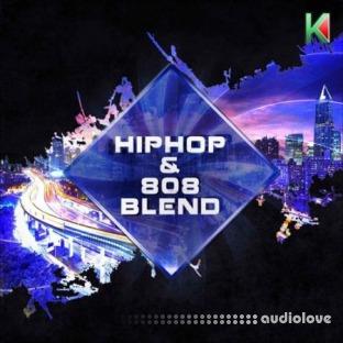 Kryptic Samples Hip Hop and 808 Blend