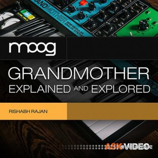 Ask Video Moog Grandmother 101 Explained and Explored