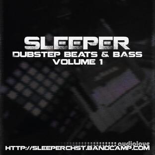 Sleeper Dubstep Beats and Bass Sample Pack Vol.1
