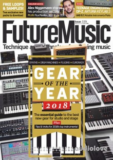 Future Music January 2019