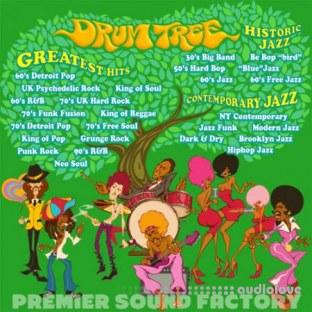 Premier Sound Factory Drum Tree