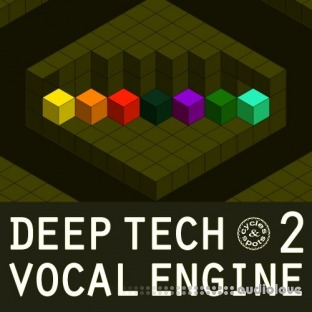 Cycles And Spots Deep Tech Vocal Engine 2