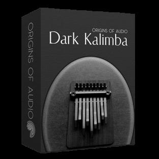 Origins Of Audio Dark Kalimba
