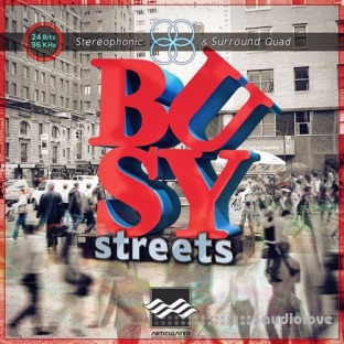 Articulated Sounds Busy Streets