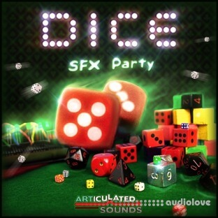 Articulated Sounds Dice