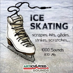Articulated Sounds Ice Skating