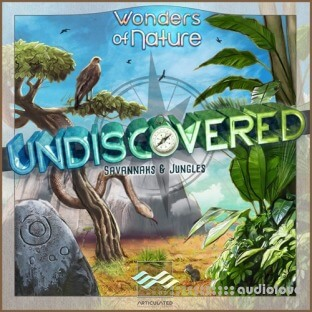 Articulated Sounds Undiscovered Savannah And Jungle