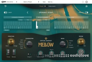 UJAM Virtual Bassist MELLOW