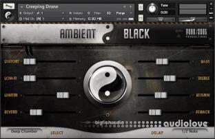 Funk Soul Productions Ambient Black