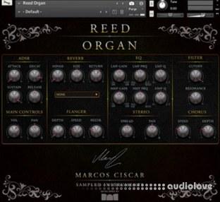 Marcos Ciscar Reed Organ