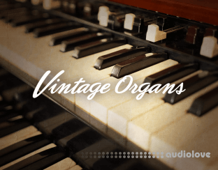 Native Instruments Vintage Organs