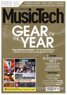 MusicTech January 2019
