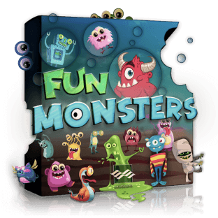 Articulated Sounds Fun Monsters