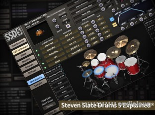 Groove3 Steven Slate Drums 5 Explained