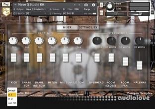 Paragon Samples Nave Q Studio Kit