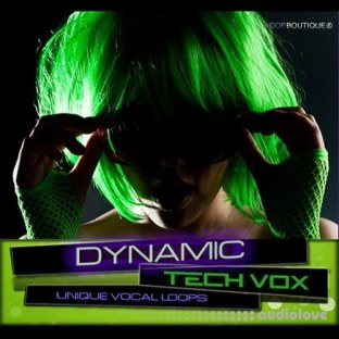 Loopboutique Dynamic Tech Vox