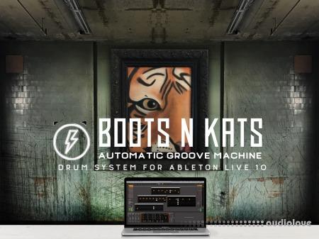 Audioutlaw Boots N Kats DAW Templates