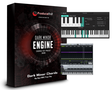 ProduceRnB All 6 Engines Presets Synth Presets
