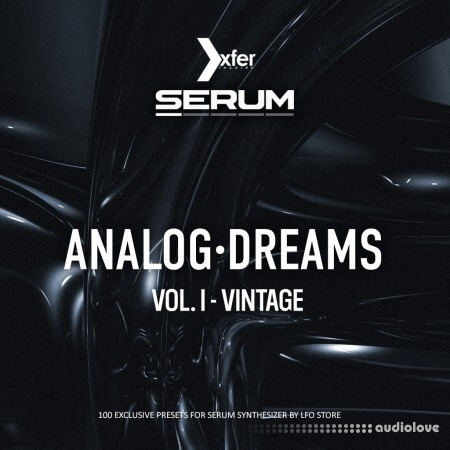 Bellatrix Audio Analog Dreams Vol.1 Vintage Synth Presets