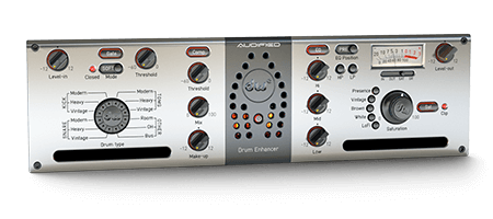 Audified DW Drum Enhancer v1.0.2 WiN