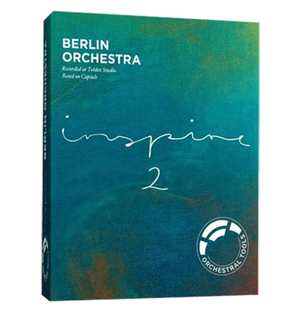 Orchestral Tools Berlin Orchestra Inspire 2 KONTAKT