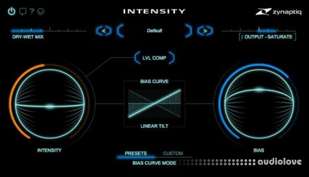 Zynaptiq INTENSITY v1.2.0 REPACK WiN