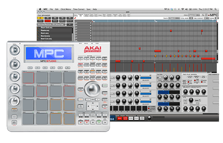 AKAI Professional MPC v2.5.0 WiN