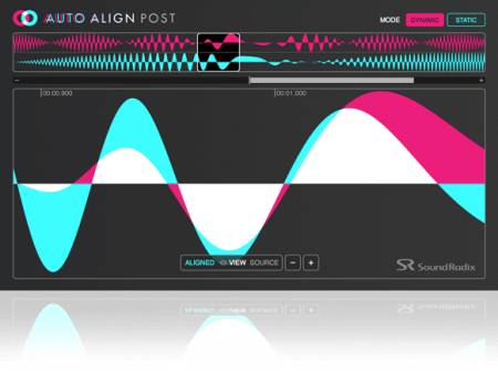 Sound Radix Auto-Align Post v1.0.1 WiN
