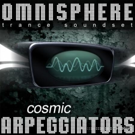 Colarium Sounds Cosmic Arpeggiators Synth Presets