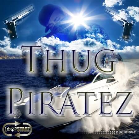 Loopstarz Thug Piratez ACiD WAV MiDi